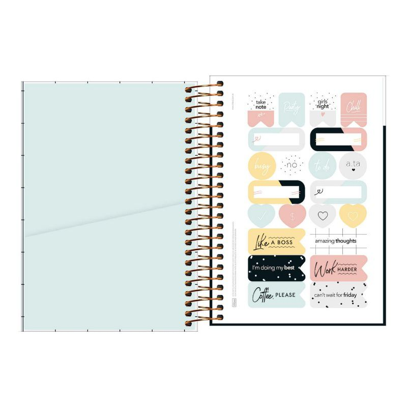 Planner 2020 TILIBRA West Village 130 x 188 mm