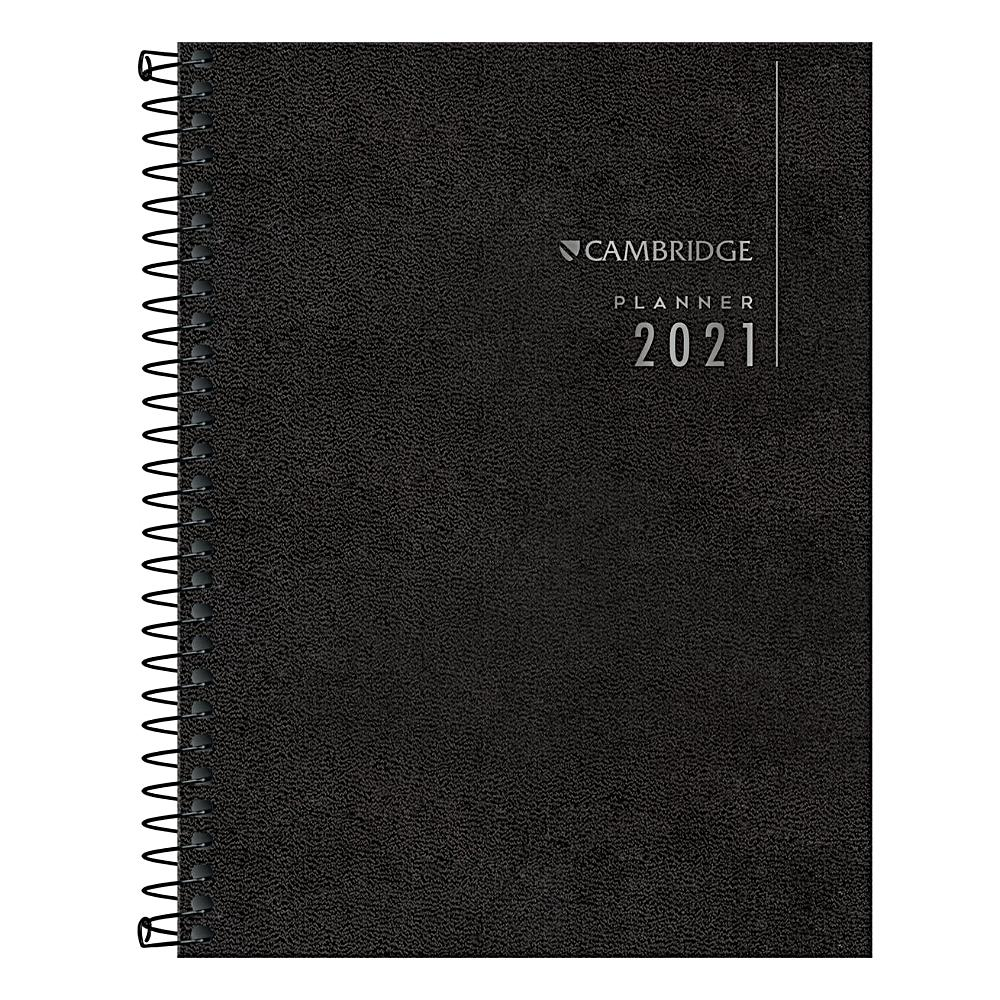Planner 2021 TILIBRA Cambridge Espiral 177 x 240 mm
