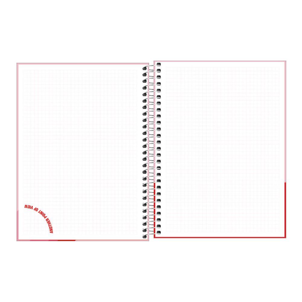 Planner 2021 TILIBRA Love Pink Espiral 177 x 240 mm