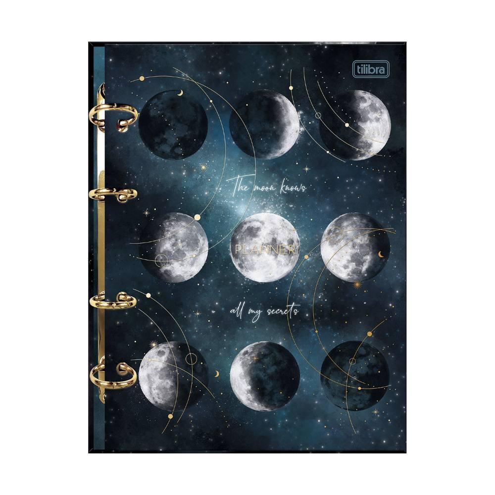 Planner Argolado 2022 TILIBRA Magic 17,7 x 24 cm