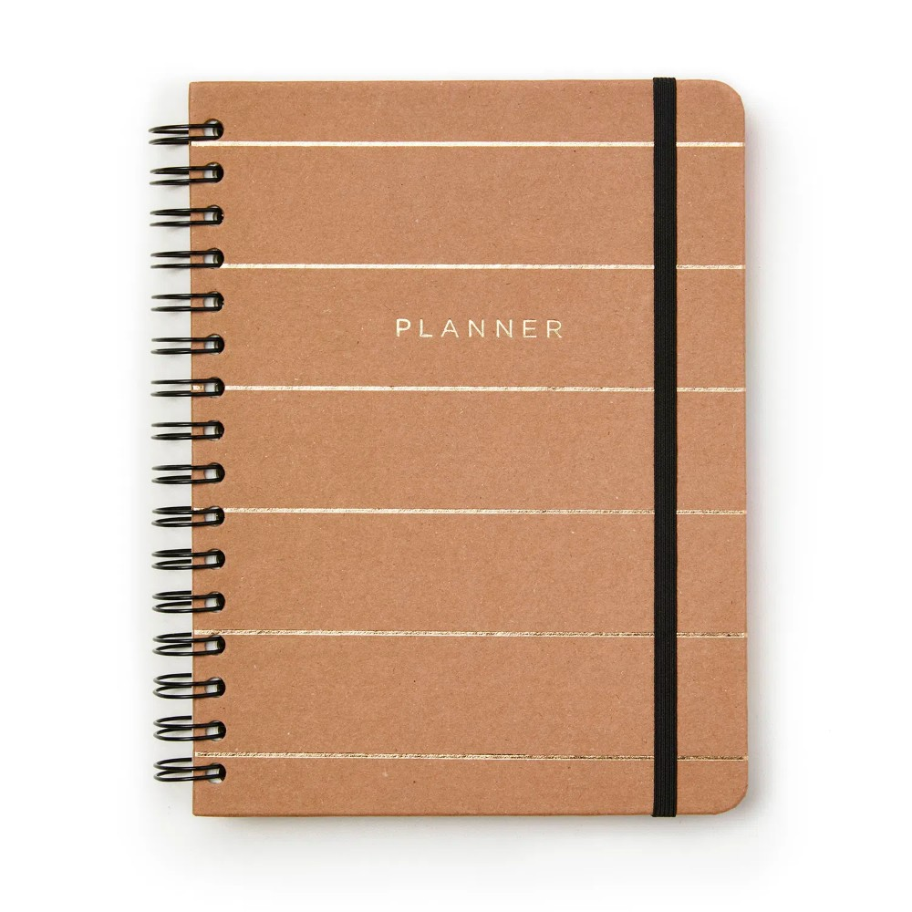 Planner CICERO Wire-o Semanal