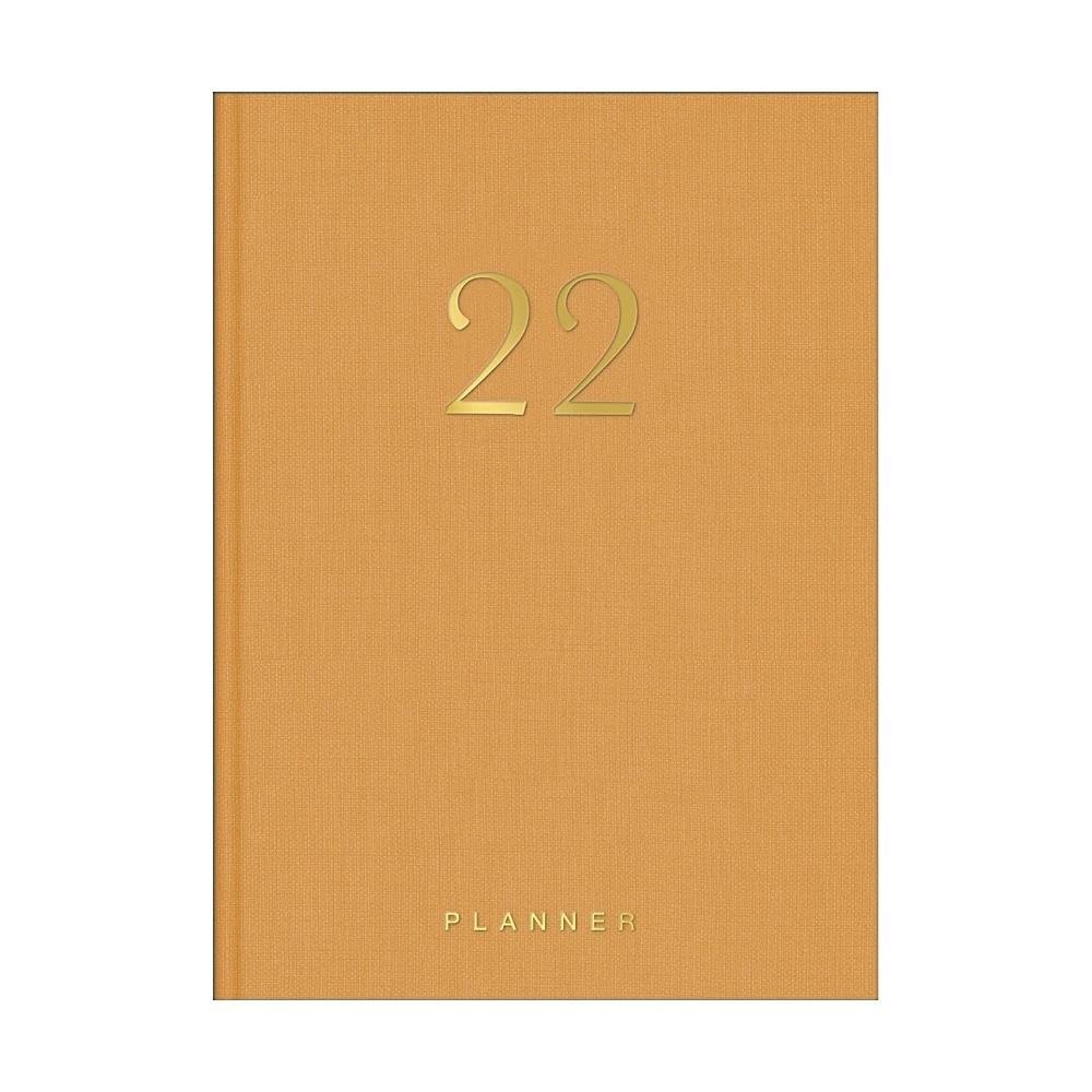 Planner Executivo 2022 TILIBRA Lume Costurado 13,4 x 19,2 cm