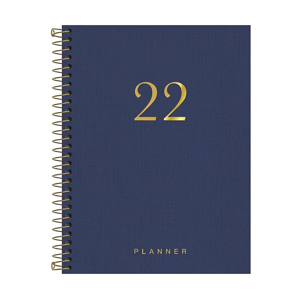 Planner Executivo 2022 TILIBRA Lume Espiral 17,7 x 24 cm