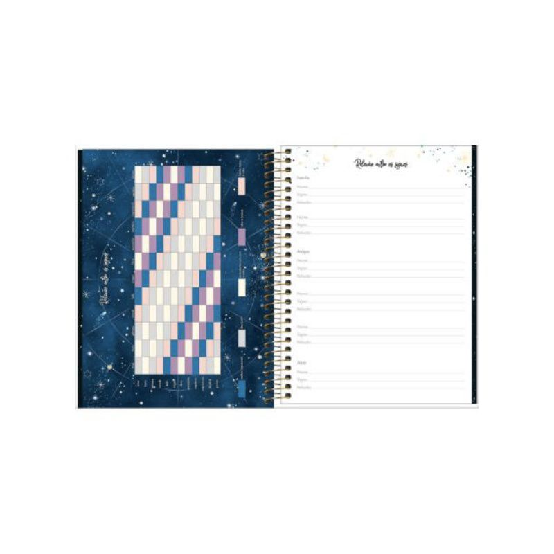 Planner  TILIBRA Magic Espiral 177 x 240 mm