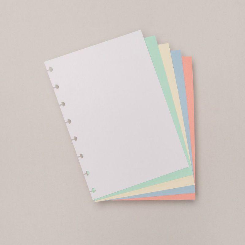 Refil de folhas do Caderno Inteligente