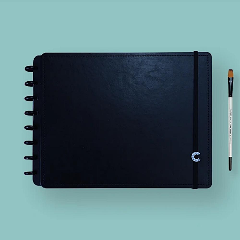 Sketchbook CADERNO INTELIGENTE Basic Black