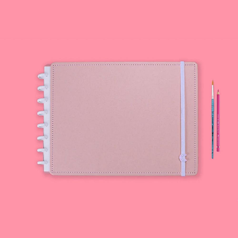 Sketchbook CADERNO INTELIGENTE Rose