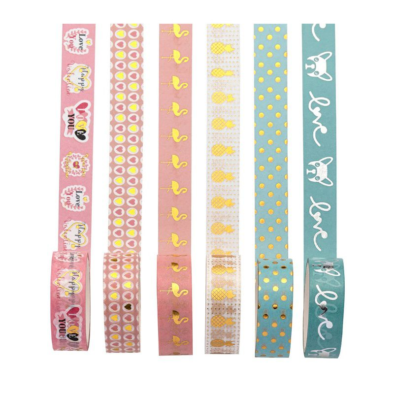Washi Tape MOLIN Individual