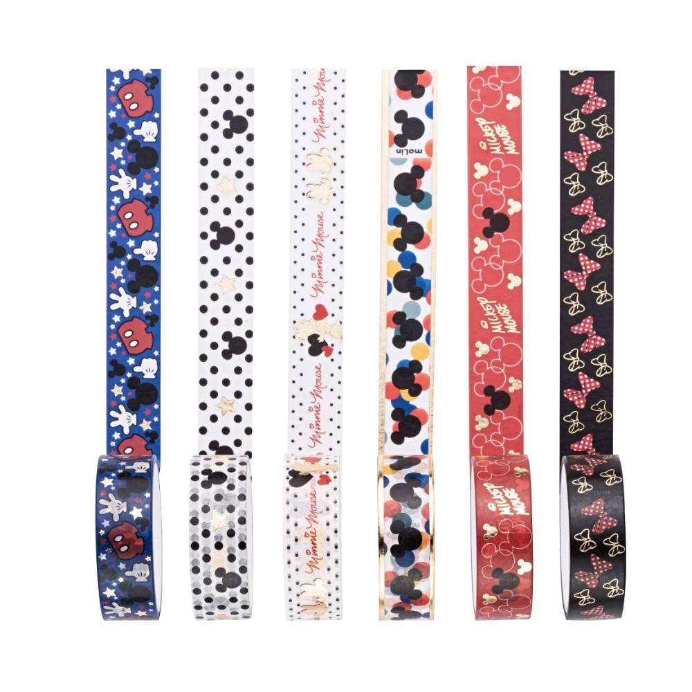 Washi Tape MOLIN Mickey Mouse