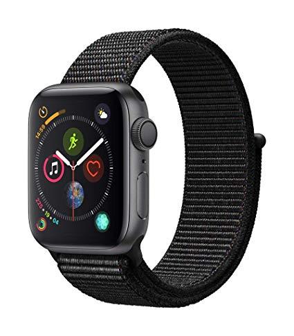 Apple Watch Série 4 - 40mm pulseira esportiva Loop  Cinza Espacial