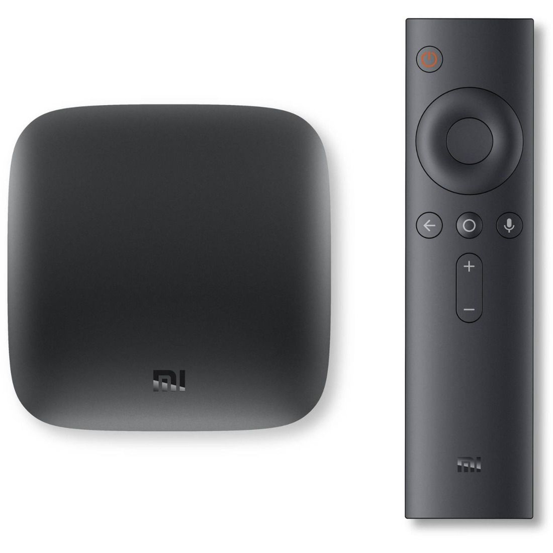 MI Box 3 TV 4K Hdr Android 6.0 8GB versão global - Preto - PAGDEPOIS