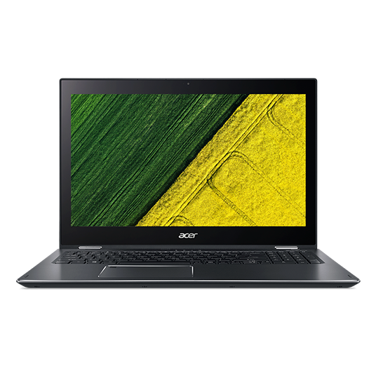 Notebook Acer Spin SP515-51N-5183 I5 1.6ghz 8GB 1TB tela 15.6 windows 10 - Preto