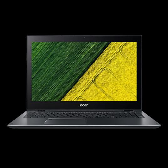 Notebook Acer Spin SP515-51N-5183 I5 1.6ghz 8GB 1TB tela 15.6 windows 10 - Preto