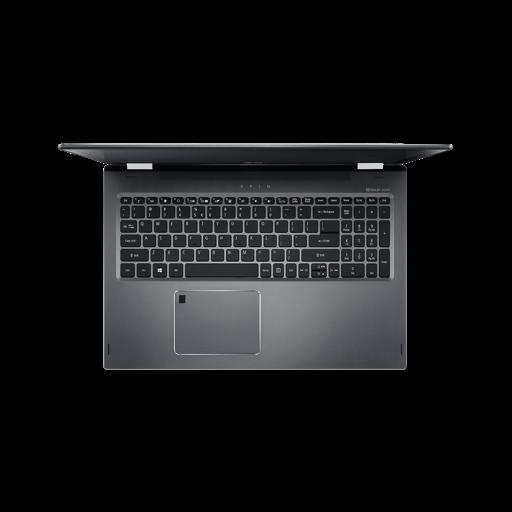 Notebook Acer Spin SP515-51N-5183 I5 1.6ghz 8GB 1TB tela 15.6 windows 10 - Preto  - PAGDEPOIS