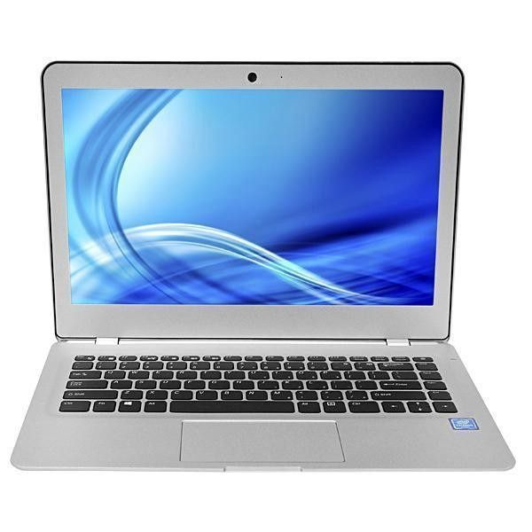 Notebook Haier S1331 Cel 1.6ghz 4GB 128 SSD tela 13.3 windows 10 - Prata