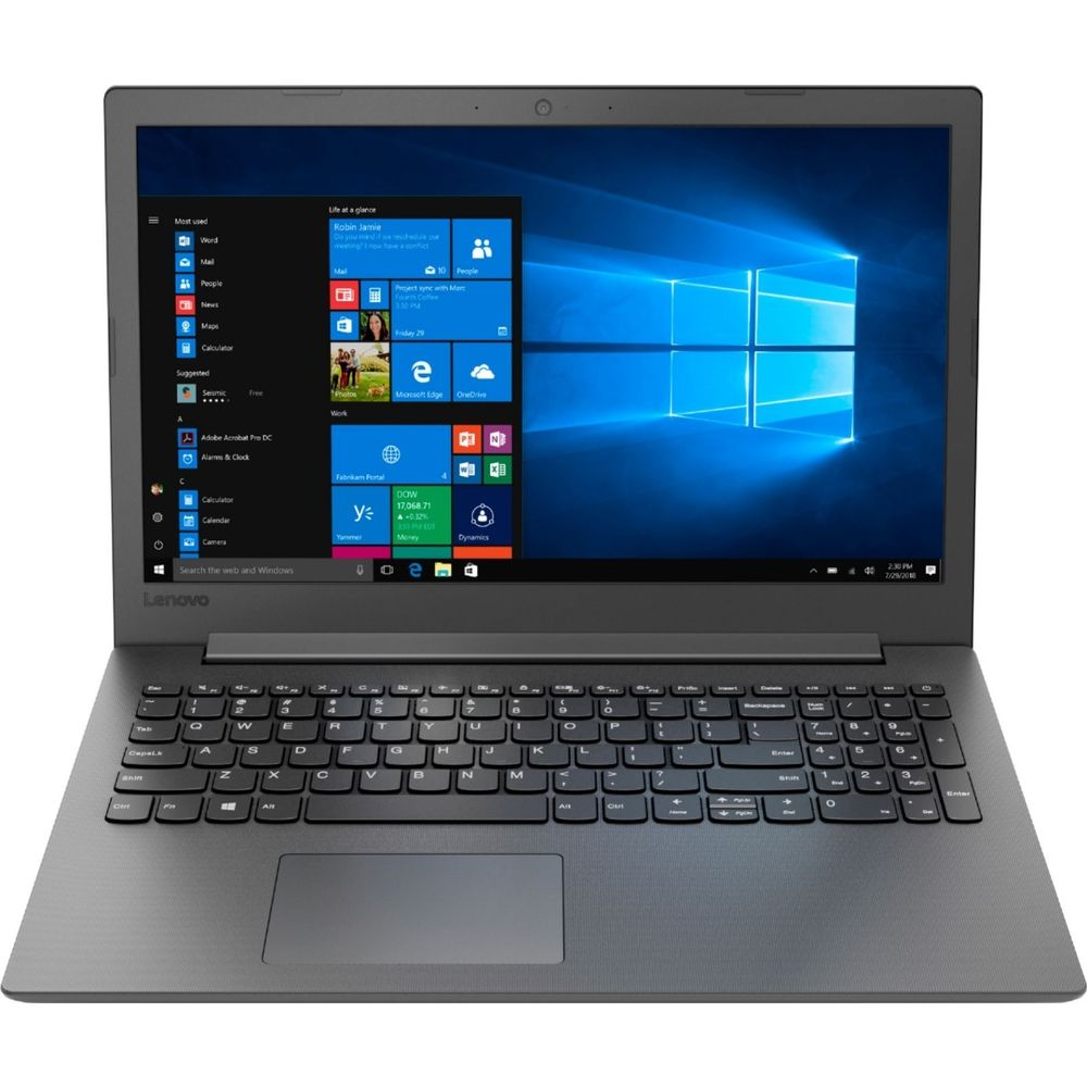 Notebook Lenovo 130-15AST Amd A9 3.1 4GB 128 SSD tela 15.6 - windows 10