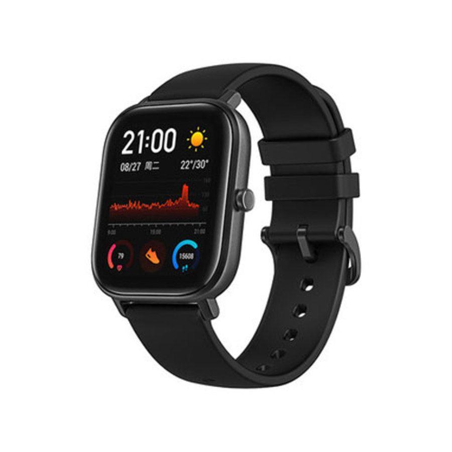 Relogio Smartwatch Xiaomi Amazfit GTS A1914 - Preto  - PAGDEPOIS