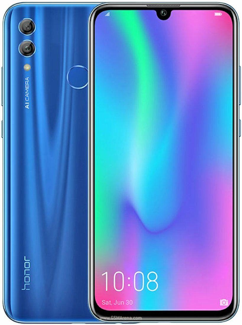 Smartphone Honor 10 lite 3GB Ram Tela 6.21 32GB Camera Dupla 13+2MP - Azul