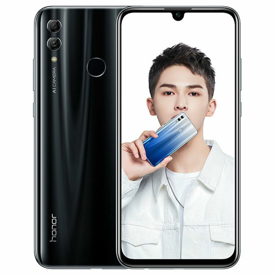 Smartphone Honor 10 lite 3GB Ram Tela 6.21 32GB Camera Dupla 13+2MP - Preto  - PAGDEPOIS
