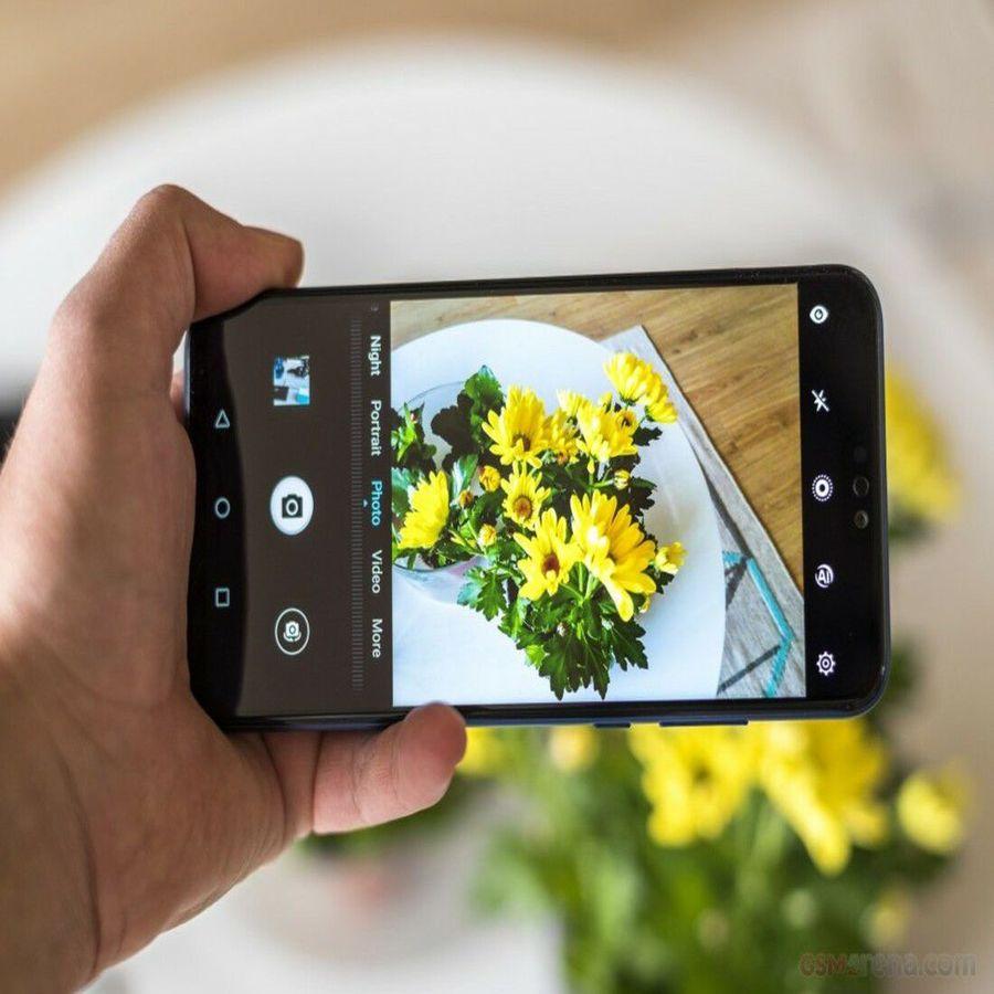 Smartphone Honor 8x 4GB Ram Tela 6.5 64GB Camera Dupla 20+2MP - Preto  - PAGDEPOIS
