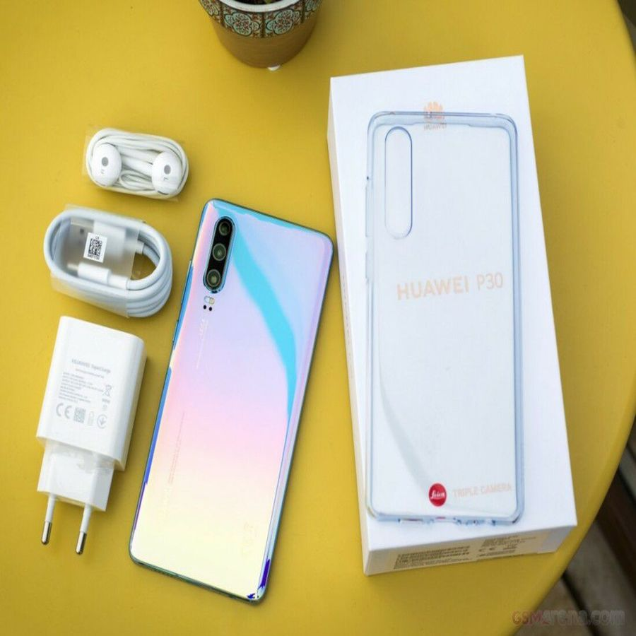 Smartphone Huawei P30 6GB Ram Tela 6.1 128GB Camera tripla 40+16+8MP - Preto  - PAGDEPOIS