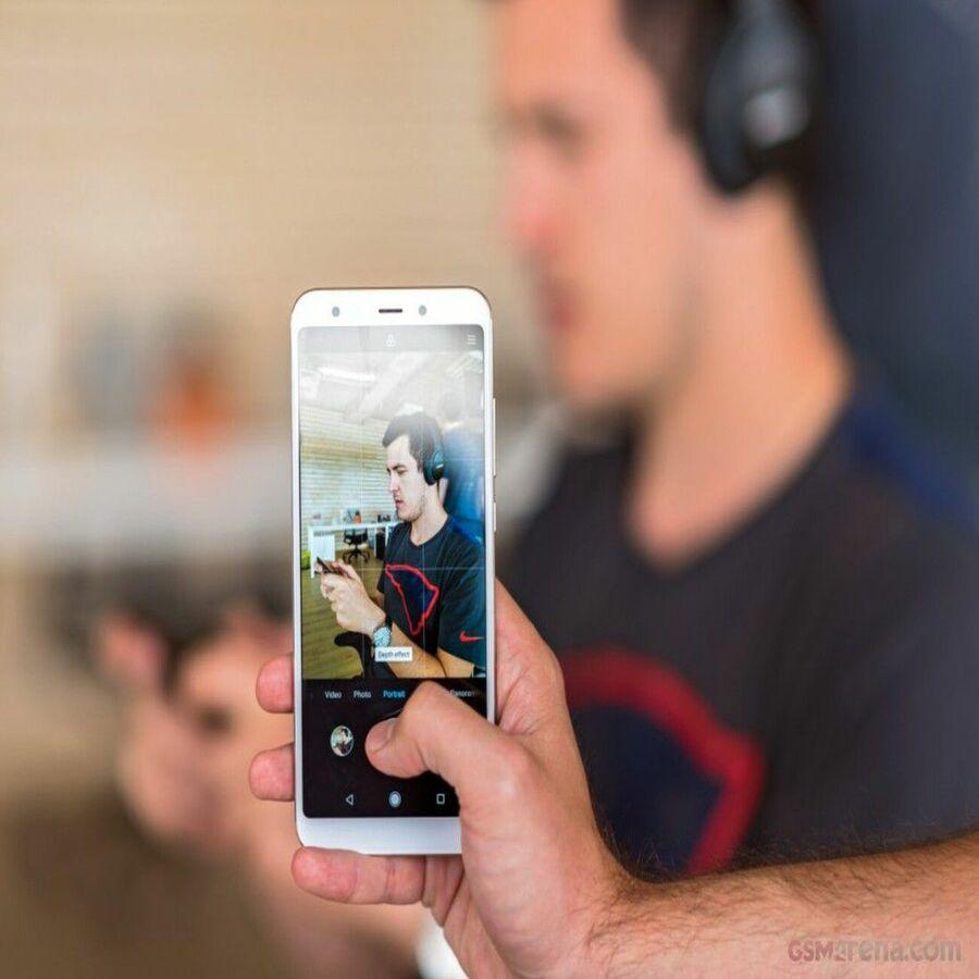 Smartphone Xiaomi Mi A2 4GB Ram Tela 5.99 32GB Camera Dupla 12+20MP - Preto  - PAGDEPOIS