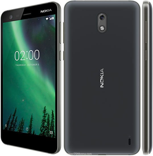 Smartphone Nokia 2 1GB Ram Tela 5.0 8GB Camera 8MP - Preto