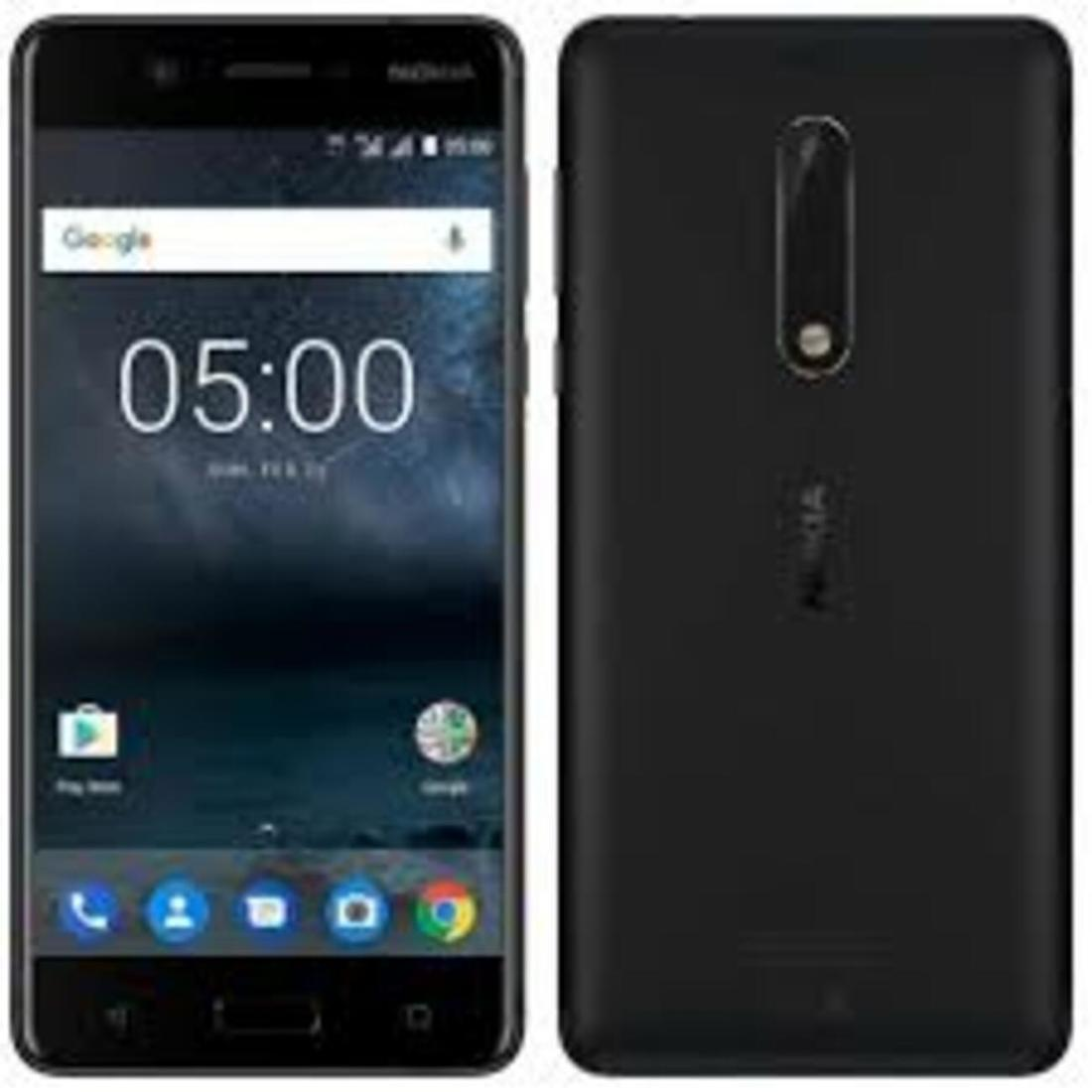 Smartphone Nokia 5 2GB Ram Tela 5.2 16GB Camera 13MP - Preto