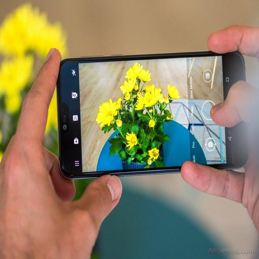 Smartphone Nokia 7.1 4GB Ram Tela 5.84 64GB Camera Dupla 12+5MP - Azul  - PAGDEPOIS