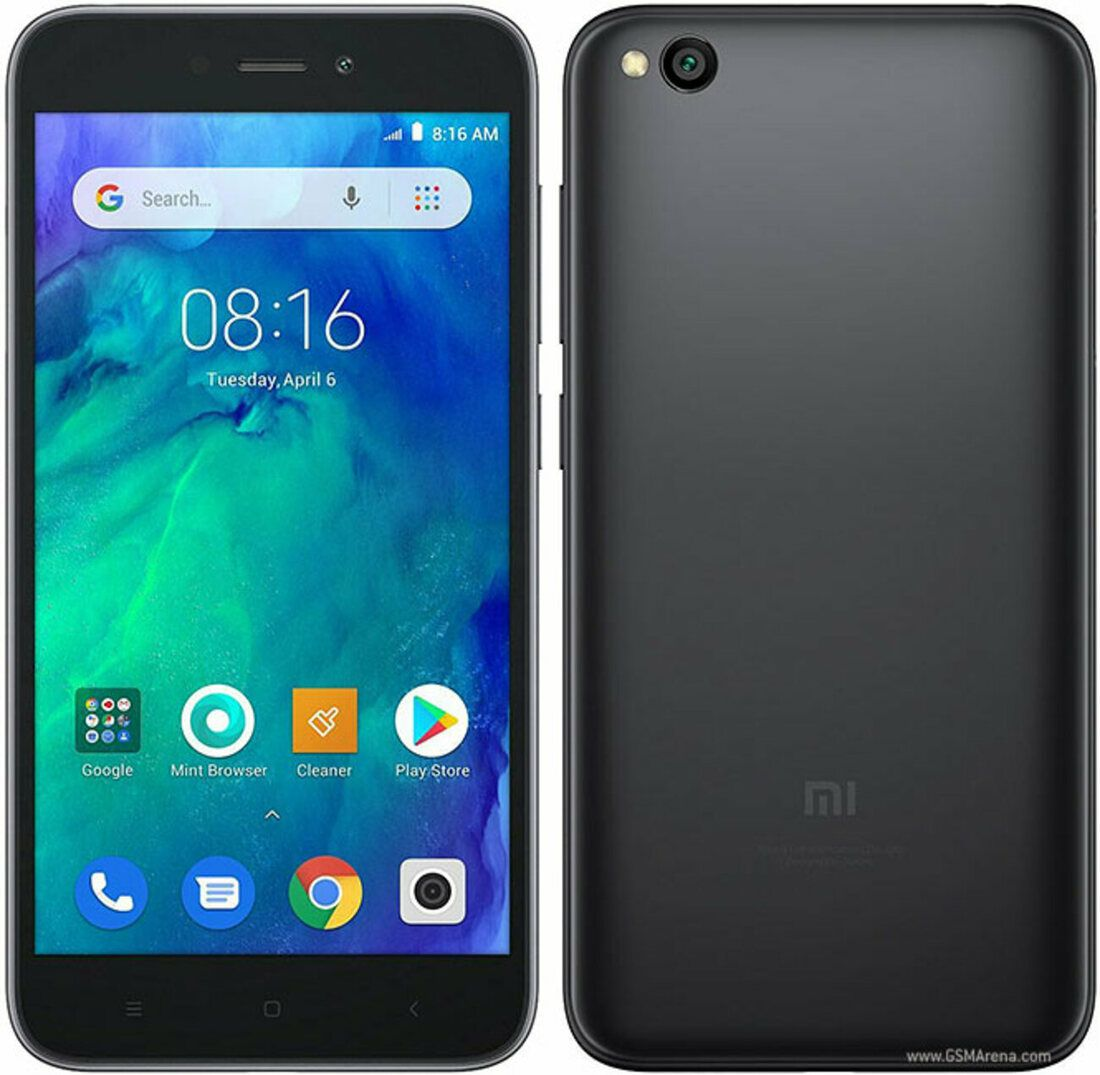 Smartphone Xiaomi Redmi GO 1GB Ram Tela 5.0 8GB Camera 8MP - Preto