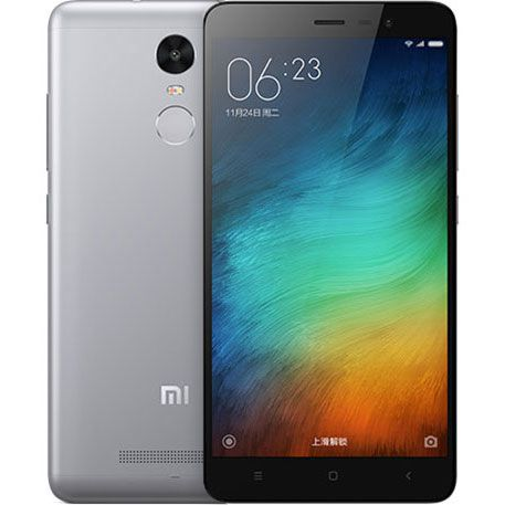 Smartphone Redmi Note 3 2GB Ram Tela 5.5 16GB Camera 16MP - Cinza  - PAGDEPOIS