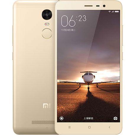 Smartphone Redmi Note 3 2GB Ram Tela 5.5 16GB Camera 16MP - Dourado  - PAGDEPOIS