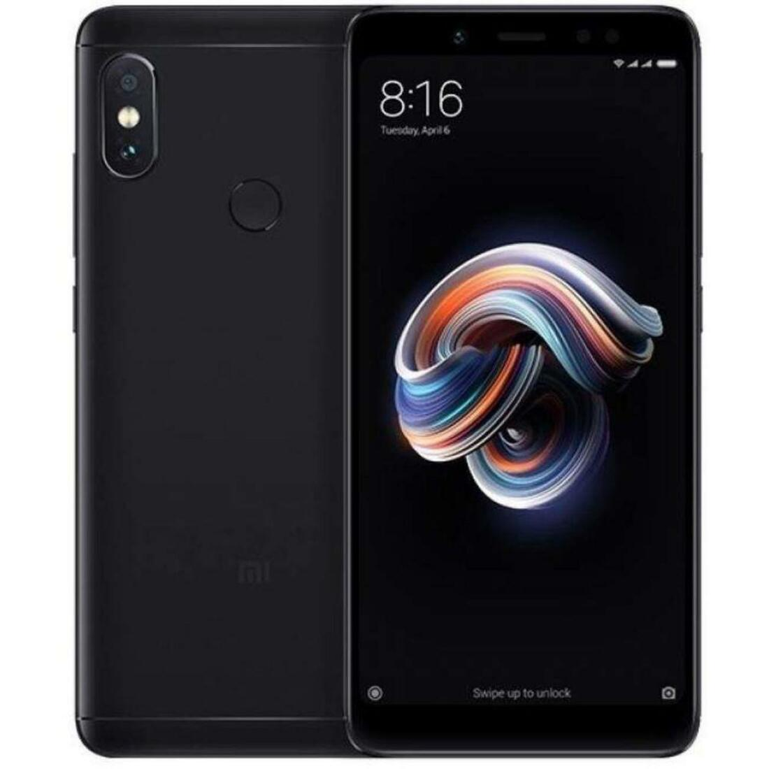 Smartphone Redmi S2 3GB Ram Tela 5.99 32GB Camera dupla 12+5MP - Preto