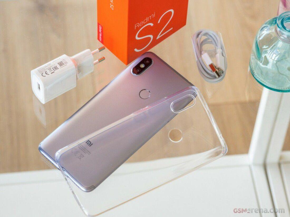 Smartphone Redmi S2 4GB Ram Tela 5.99 64GB Camera dupla 12+5MP - Dourado  - PAGDEPOIS