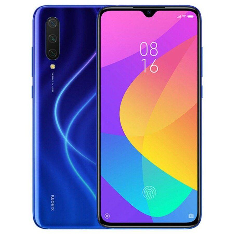 Smartphone Xiaomi Mi 9 Lite 6GB Ram Tela 6.39 128GB Camera Tripla 48+8+2MP - Azul  - PAGDEPOIS