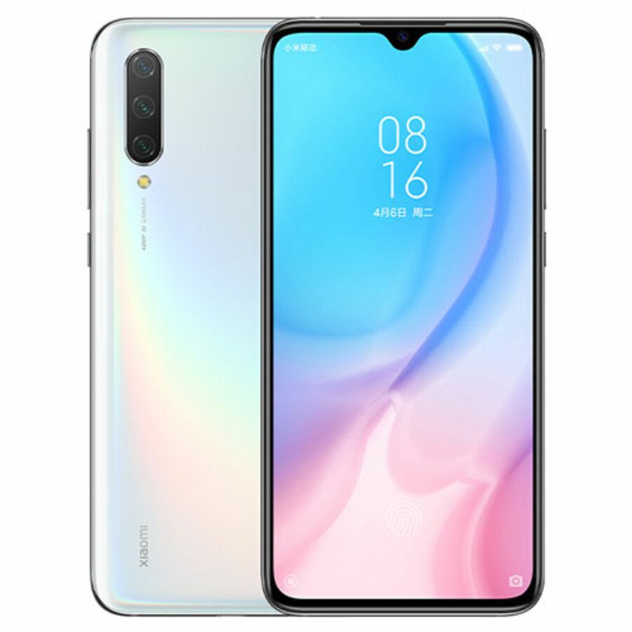 Smartphone Xiaomi Mi 9 Lite 6GB Ram Tela 6.39 128GB Camera Tripla 48+8+2MP - Branco