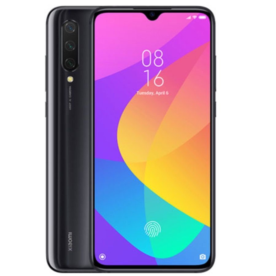 Smartphone Xiaomi Mi 9 Lite 6GB Ram Tela 6.39 128GB Camera Tripla 48+8+2MP - Cinza