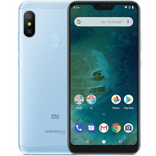 Smartphone Xiaomi Mi A2 Lite 4GB Ram Tela 5.84 64GB Camera Dupla 12+5MP - Azul