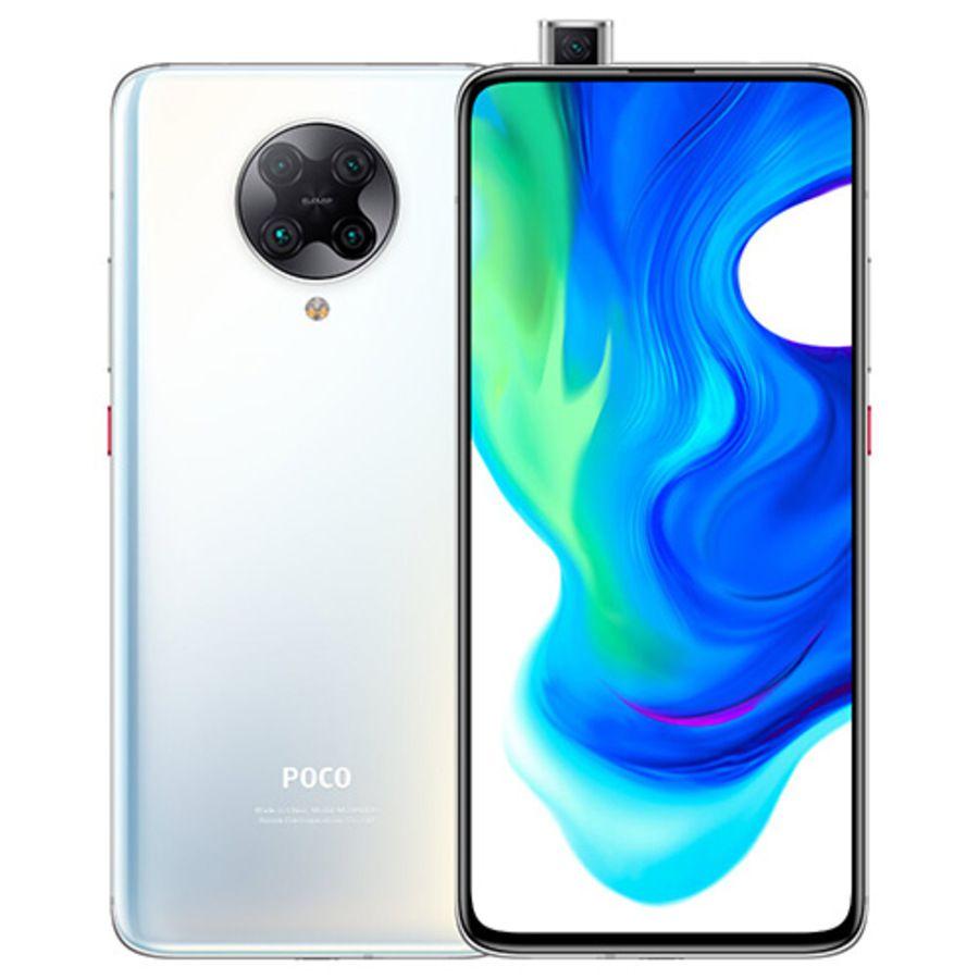 Smartphone Xiaomi Poco F2 Pro 6GB Ram Tela 6.67 128GB Camera Quad 64+5+13+2MP - Branco