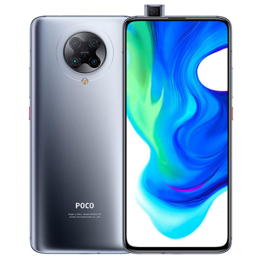 Smartphone Xiaomi Poco F2 Pro 6GB Ram Tela 6.67 128GB Camera Quad 64+5+13+2MP - Cinza  - PAGDEPOIS