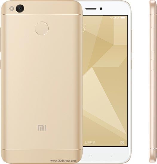 Smartphone Xiaomi Redmi 4X 3GB Ram Tela 5.0 32GB Camera 13MP - Dourado  - PAGDEPOIS