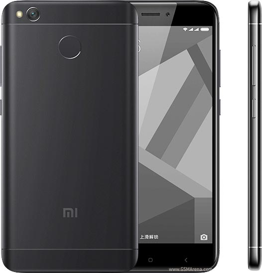Smartphone Xiaomi Redmi 4X 3GB Ram Tela 5.0 32GB Camera 13MP - Preto