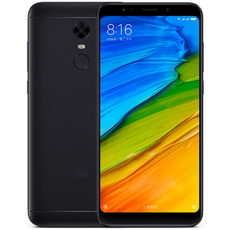 Smartphone Xiaomi Redmi 5 Plus 4GB Ram Tela 5.99 64GB Camera 12MP - Preto