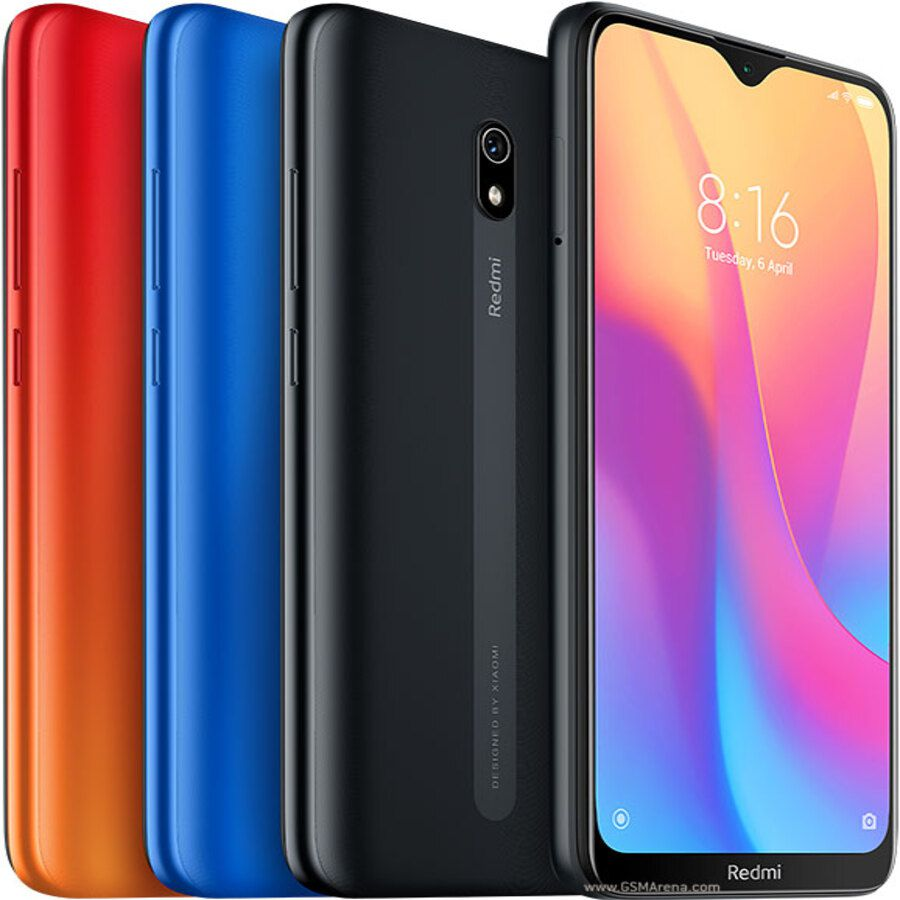 Smartphone Xiaomi Redmi 8A 2GB Ram Tela 6.2 32GB Camera 12MP - Azul