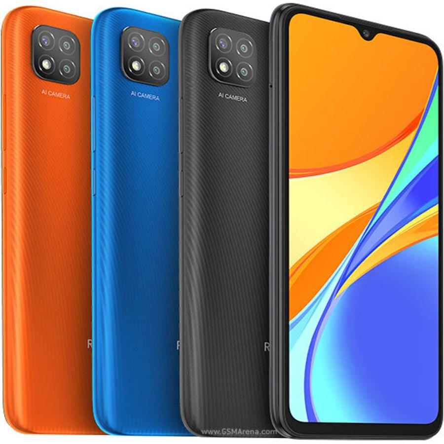 Smartphone Xiaomi redmi 9c 3GB Ram Tela 6.53 64GB Camera Tripla 13+2+2MP - Cinza