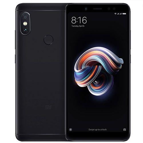 Smartphone Xiaomi Redmi Note 5 3GB Ram Tela 5.99 32GB Camera dupla 12+5MP - Preto  - PAGDEPOIS