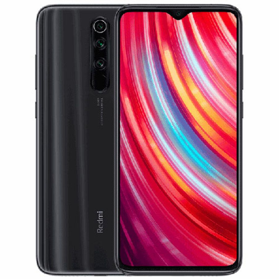Smartphone Xiaomi Redmi Note 8 Pro 6GB Ram Tela 6.53 128GB Camera Quad 64+8+2+2MP - Cinza