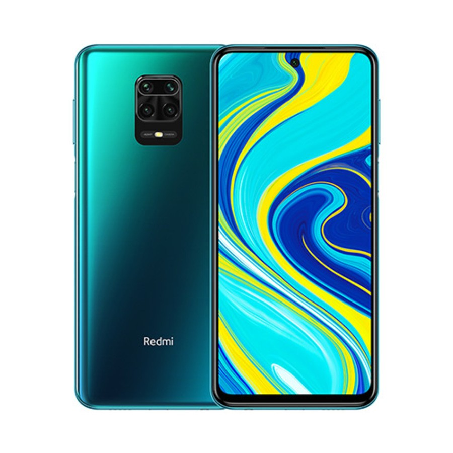 Smartphone Xiaomi redmi Note 9s 6GB Ram Tela 6.67 128GB Camera Quad 48+8+5+2MP - Azul