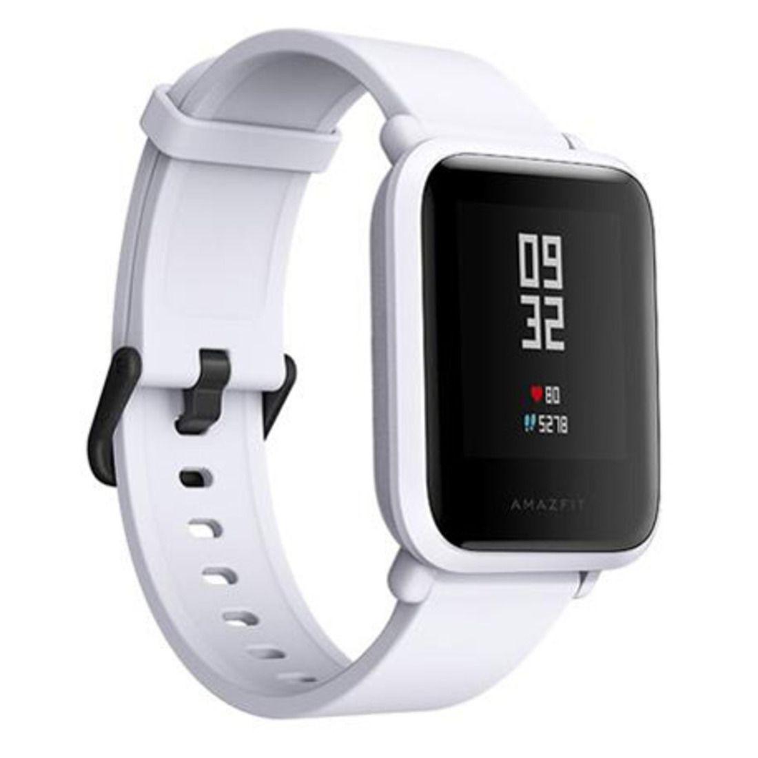 Smartwatch Relogio Amazfit Bip - Branco