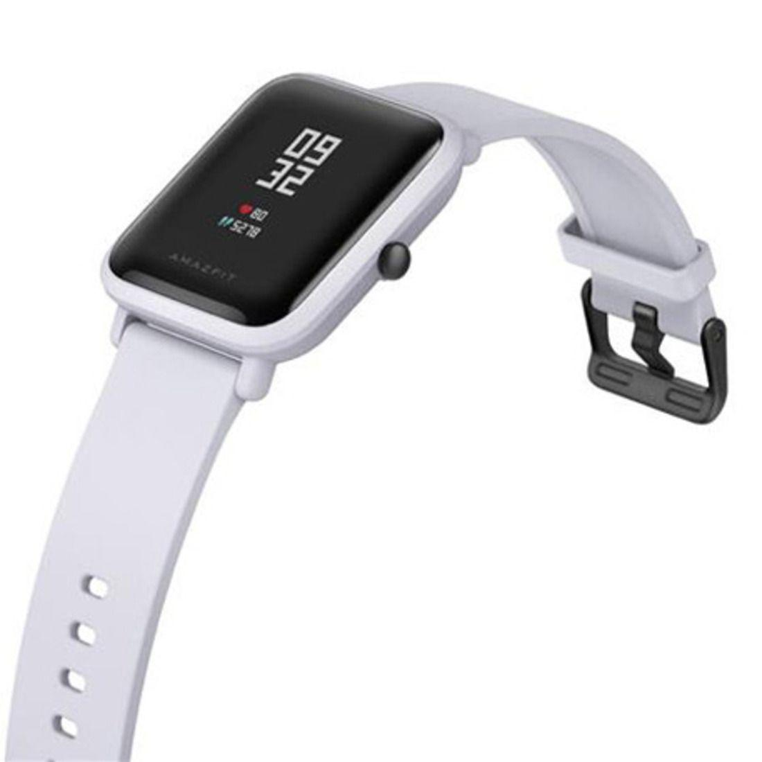 Smartwatch Relogio Amazfit Bip - Branco  - PAGDEPOIS
